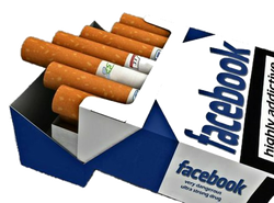 Facebook - very addictive