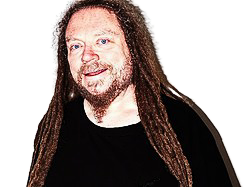 Jaron Lanier; foto Amy Lombard for Wired Magazine, USA.